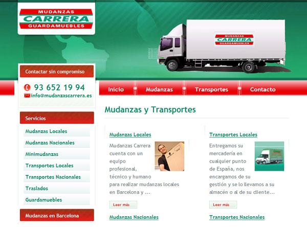 Dise O Paginas Web Barcelona Dise O Web Html Css Ejemplos